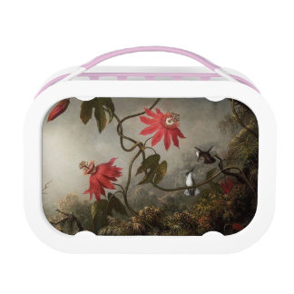 Passion Flowers Lunch Box