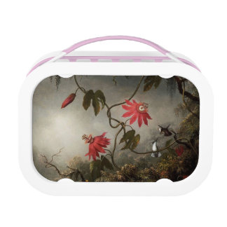 Passion Flowers Lunchboxes
