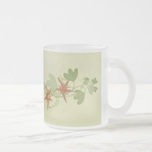 Passion Flowers Mug