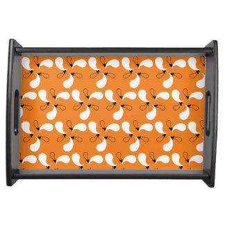 Passion for Pattern Serving Tray