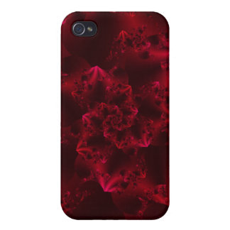 Passion Fractal iPhone 4 Cover