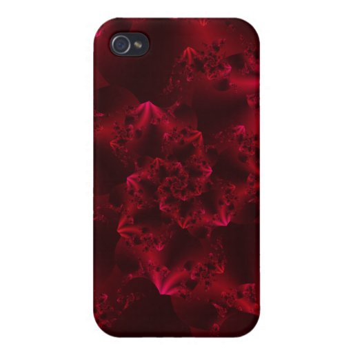 Passion Fractal iPhone 4/4S Cover