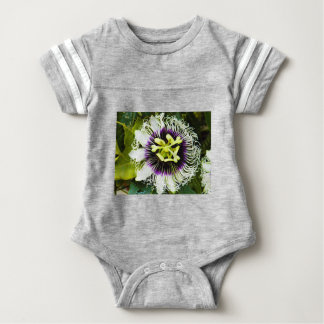 passion-fruit baby bodysuit