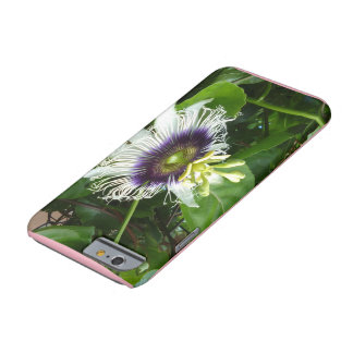 PASSION FRUIT FLOWER BARELY THERE iPhone 6 CASE