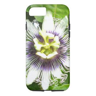 """PASSION FRUIT VINE FLOWER"" iPhone 8/7 CASE"