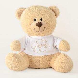 PASSION inside - Bold CloudS - O Teddy Bear