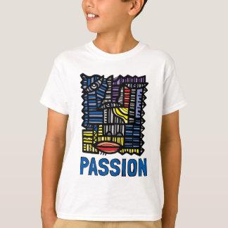 """Passion"" Kids' Hanes TAGLESS® T-Shirt"