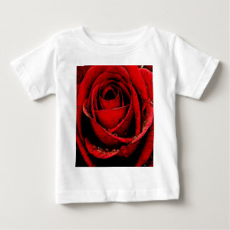 Passion Of The Rose Baby T-Shirt