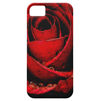 Passion Of The Rose iPhone 5 Case