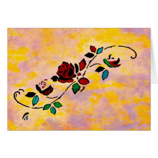 Passion Pieces Greeting Card