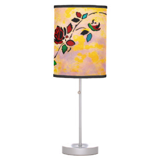 """""""Passion Pieces"""" table lamp"""