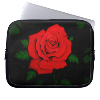 Passion Rose Computer Sleeve