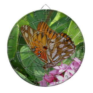 Passion Vine Butterfly Dartboard