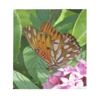 Passion Vine Butterfly Notepad