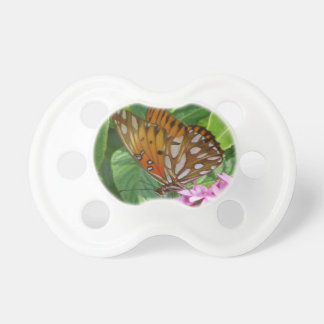 Passion Vine Butterfly Pacifier