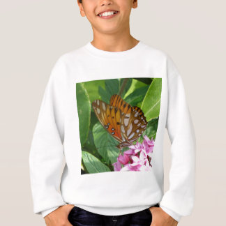 Passion Vine Butterfly Sweatshirt