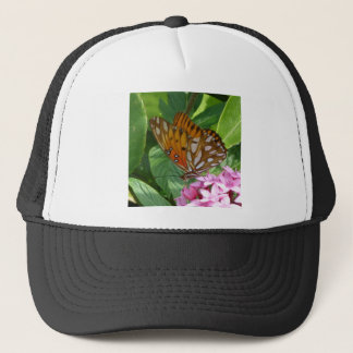 Passion Vine Butterfly Trucker Hat