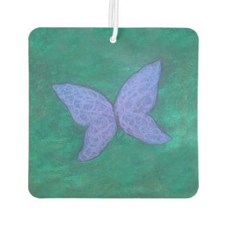 Passionate Auto | Purple Blue Butterfly Green Car Air Freshener