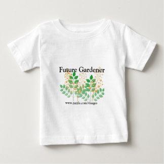 Passionate Gardener Baby T-Shirt