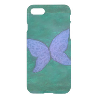 Passionate Tech | Butterfly Purple Blue Wing Green iPhone 8/7 Case