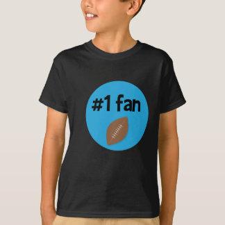 Passioné du football #1 t shirts