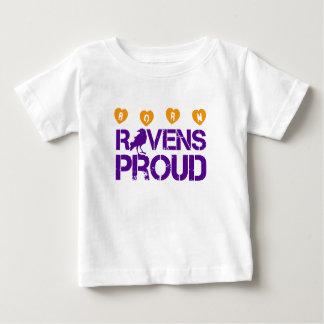 Passioné du football de bébé de Baltimore Tshirt