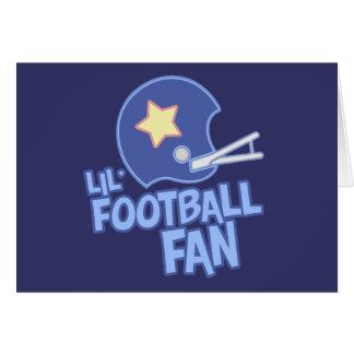 Passioné du football de Lil Cartes