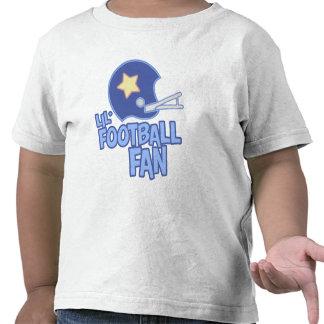 Passioné du football de Lil T-shirts