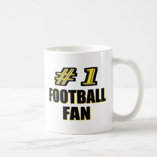 Passioné du football du numéro un mugs