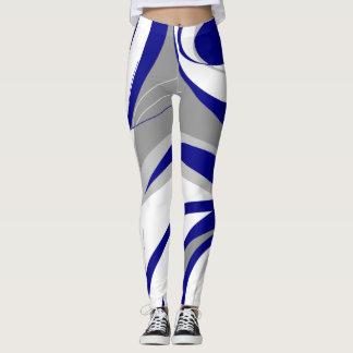 Passioné du football inspiré leggings