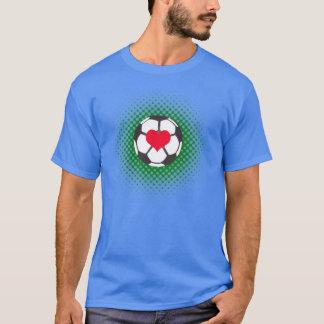 Passioné du football t-shirt