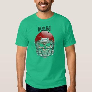 Passioné du football tee shirts