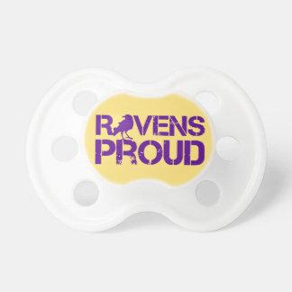 Passionés du football de fierté de Baltimore Tétine