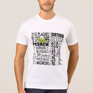 "Passover ""Dayenu and more... "" White Men's T-Shirt"