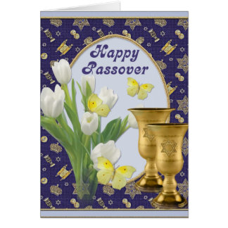 Passover Greetings Card