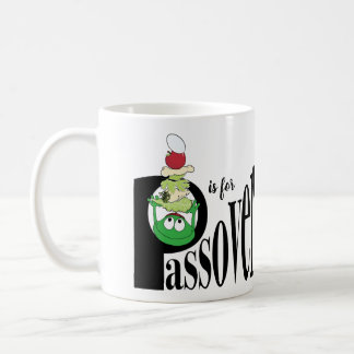 "Passover ""P is for Passover"" 11 oz Coffee Mug"
