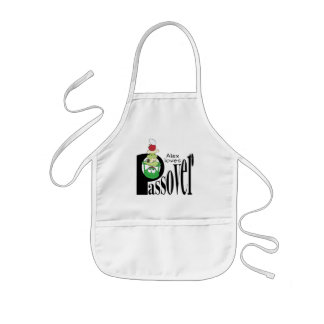 """Passover """"P is for Passover"""" Standard Apron"""