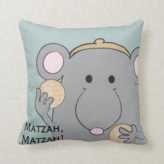 """Passover Pillow """"Matzah, Matzah!"""""""