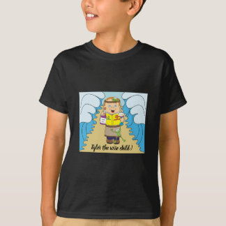 """Passover """"The Wise Child"""" Kid's T-Shirt"""