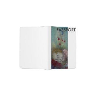 Passport holder 'mobile'