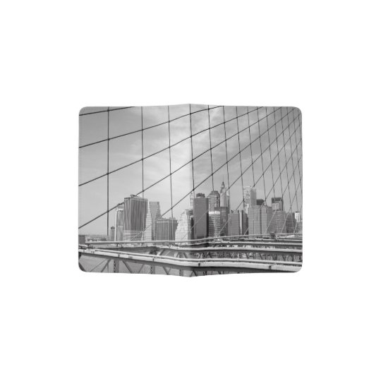 Passport Holder - New York City skyline