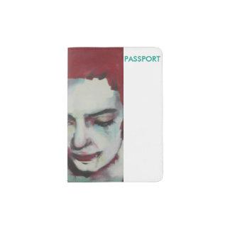 Passport holder 'red hair'