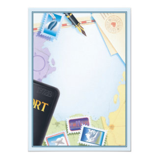 Passport To Destiny © Card
