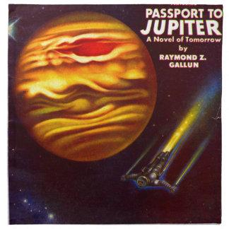 Passport to Jupiter Napkin