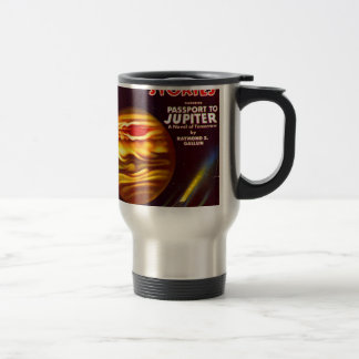 Passport to Jupiter Travel Mug