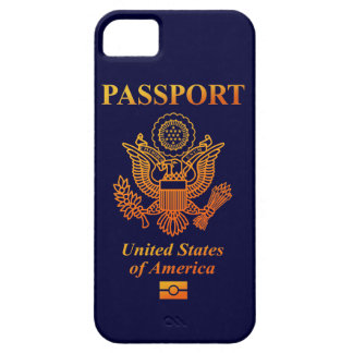 PASSPORT (USA) iPhone 5 COVER