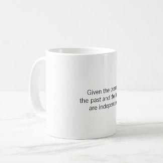 Past and future coffee mug