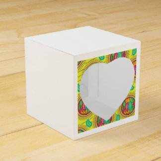 PAST & PRESENT FAVOR BOX