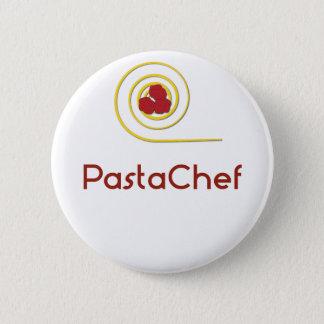 Pasta Chef 2 Inch Round Button
