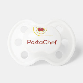 Pasta Chef Pacifier